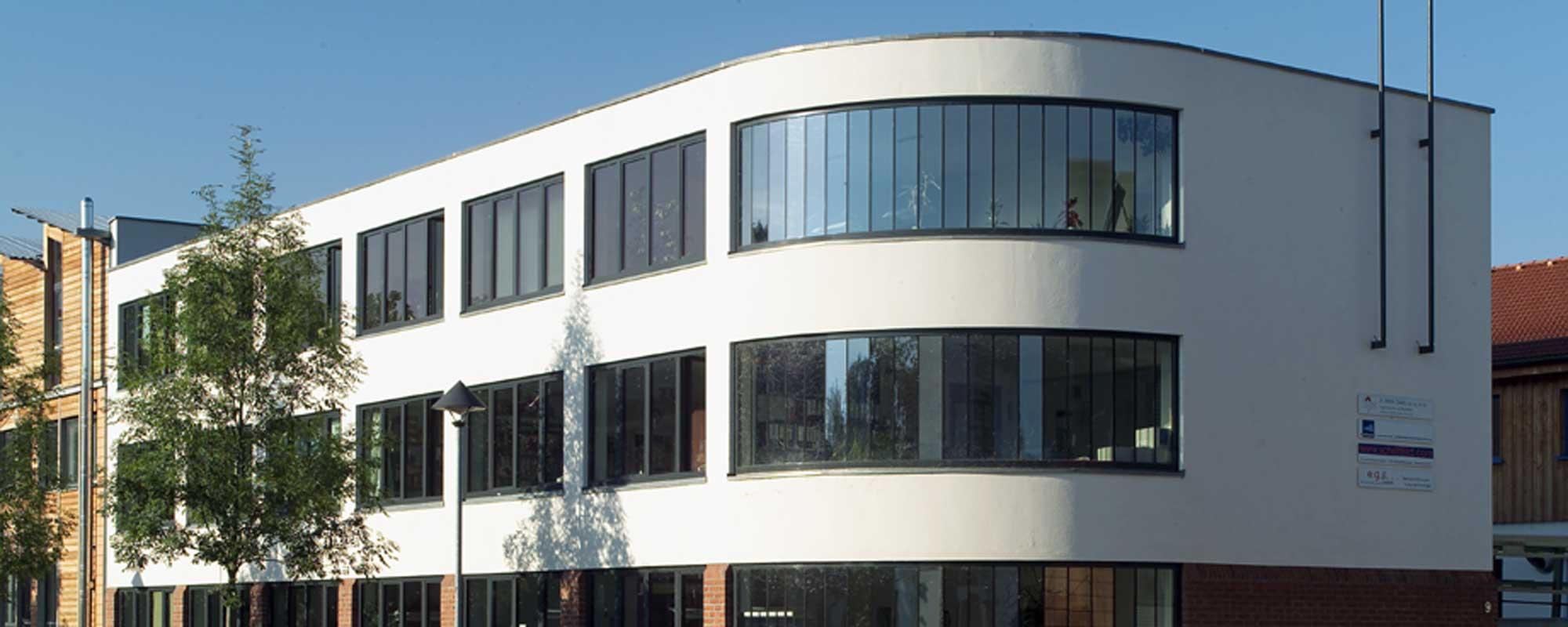 Deltaplan - Startseite - Gebäude
